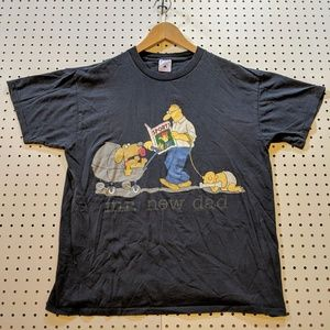 Other - VINTAGE NEW DAD SPORTS TEE